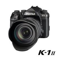 K-1II+HD DFA 24-70 單鏡組註冊禮!原廠電池手把 ~110.10.31止