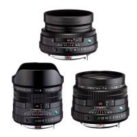 NEW!HD鍍膜PENTAX HD FA Limited 三公主鏡頭組