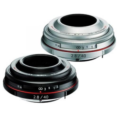 HD DA 40mm F2.8 Limited