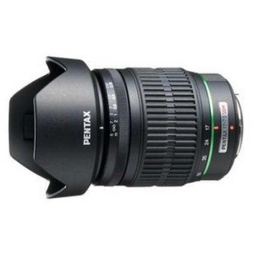 SMC DA  17-70mm F4 AL IF SDM