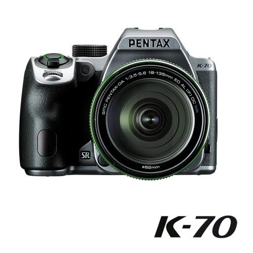 K-70+DA 18-135WR 旅遊單鏡組