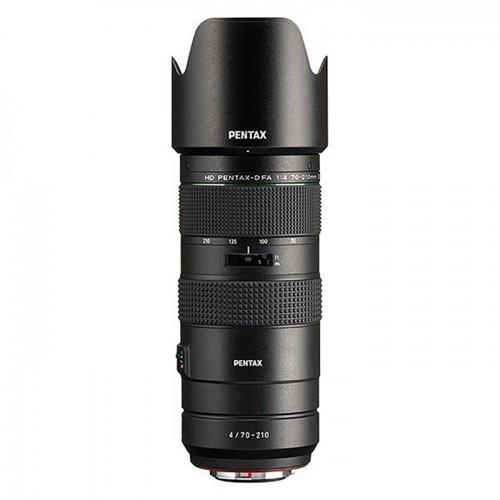 NEW!全片幅望遠變焦鏡頭HD D FA 70-210mm F4 ED SDM WR