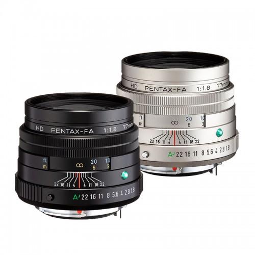 NEW!HD鍍膜三公主PENTAX HD FA 77mmF1.8 Limited